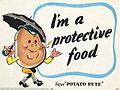 I'm a Protective Food - Says Potato Pete Art.IWMPST20603.NOBORDER.jpg
