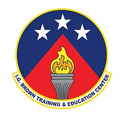 I.G. Brown Training and Education Center logo (Revised June 2016).jpg