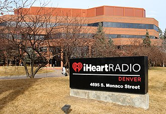 IHeartMedia - iHeartRadio's offices and studios in Denver, Colorado
