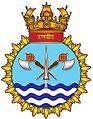INS Ranvir emblem.JPG