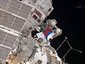 ISS-36 EVA-5 (ka) Fyodor Yurchikhin and Alexander Misurkin.jpg