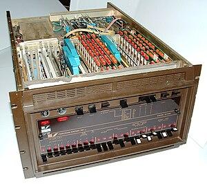 Maestro I -  Maestro central processing unit
