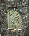 Icone- Saint Demetrios, Empire byzantin, end of 14th century (3837656346).jpg