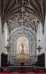 Iglesia de San Sebastián, Ponta Delgada, isla de San Miguel, Azores, Portugal, 2020-07-30, DD 88-90 HDR.jpg