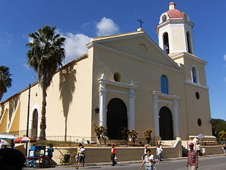 Guanabacoa - Church in Guanabacoa