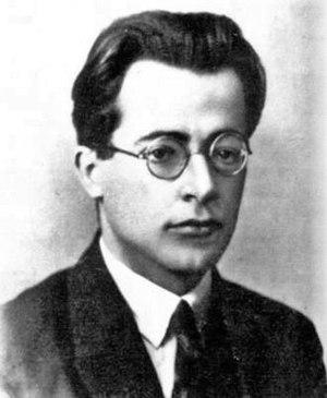 Palmiro Togliatti - Togliatti in the 1920s.