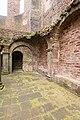 Im Stift, Stiftskirchenruine, von Innen Bad Hersfeld 20180311 061.jpg