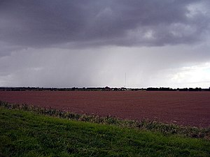 English: Impending Storm. Picture taken from F...