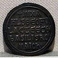 Impero romano d'oriente, michele II e teofilo, emissione argentea, 821-829.JPG