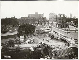 Confederation Square - August 31, 1938