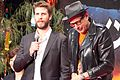 Independence Day- Resurgence Japan Premiere- Liam Hemsworth & Jeff Goldblum (28560192145).jpg