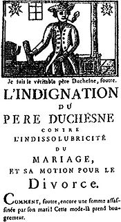 <i>Le Père Duchesne</i> periodical literature