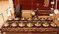 Indonesian or Javanese gong chimes, Musical Instrument Museum, Phoenix, Arizona.jpg