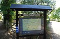Information on a National Cycleway, Haysden Country Park - geograph.org.uk - 1529392.jpg
