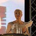 Ingrid Storholmen @ Oslo bokfestival 2011.jpg