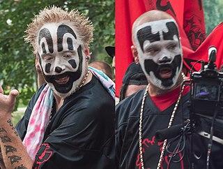 Insane Clown Posse American hip hop musical group