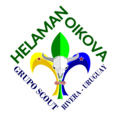 Insignia del Grupo Scout Helamán Oikóva.png