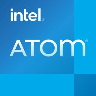 Intel Atom Microprocessor brand name by Intel