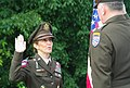 Intelligence Officer Michele H. Bredenkamp promoted to Major General 210602-A-CI827-9661.jpg