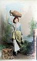 Interguglielmi, Eugenio (1850-1911) - Palermo - Portratrice d'acqua 2.jpg