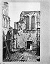 interieur naar het noord-westen (oorlogsschade) - aardenburg - 20003726 - rce
