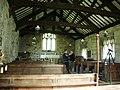 Interior of St Leonards Church, Old Langho - geograph.org.uk - 433773.jpg