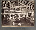 Interior of a temporary hospital for plague victims, Bombay Wellcome L0034493.jpg