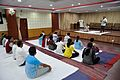 Introduction - International Day of Yoga Celebration - NCSM - Kolkata 2015-06-21 7257.JPG