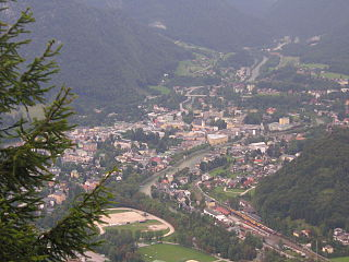 Ischl from the Katrin.JPG