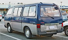 cc48f5ffe7 1993–1995 Isuzu Fargo LS van