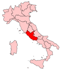 Italy Regions Latium Map.png