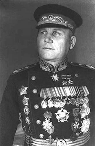Ivan Konev - Ivan Stepanovich Konev