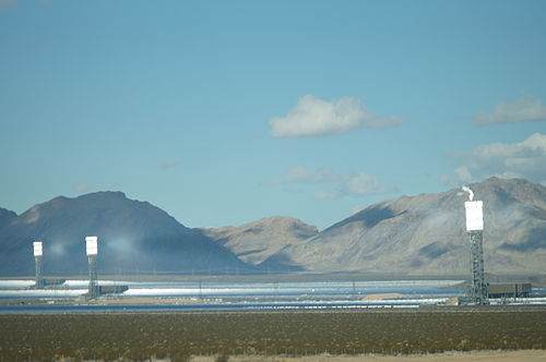 Solar Thermal Energy Wikipedia