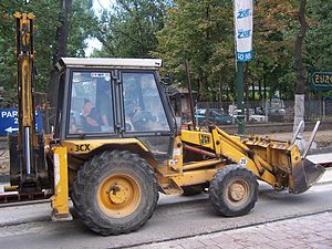 JCB machine 01