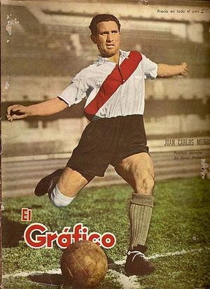Juan Carlos Muñoz - Image: JC Munoz