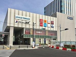 JOINUS TERRACE futamatagawa 01.jpg