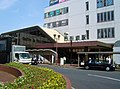 JREast-Yotsukaido-station-north-entrance.jpg