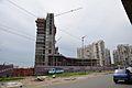 JW Marriott Hotel Under Construction - Eastern Metropolitan Bypass - Kolkata 2013-06-19 9003.JPG