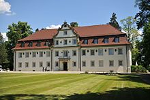 Jagdschloss Friedrichsruhe Wikipedia