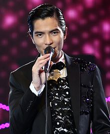Peng yang dating show contestant