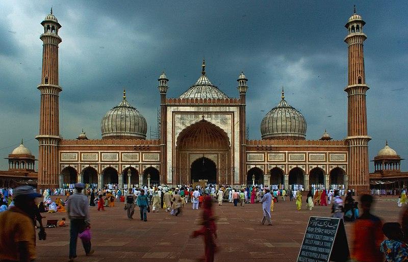 Jama Masjid Delhi.JPG