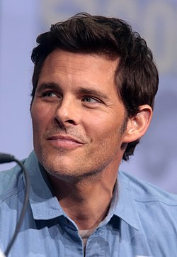James Marsden San Diegon Comic-Conissa 2017.