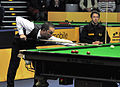 James Wattana and Judd Trump at Snooker German Masters (DerHexer) 2013-01-30 01.jpg