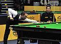 James Wattana and Judd Trump at Snooker German Masters (DerHexer) 2013-01-30 01.jpg