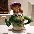 James hadley per royal worcester porcelain company, teiera a forma di busto virile, 1882.jpg