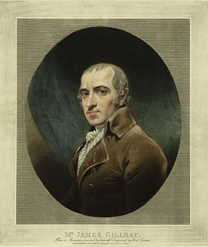 Gillray, James (1757-1815)