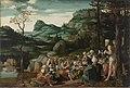 Jan Swart van Groningen (zugeschrieben) - Die Predigt Johannes des Täufers in der Wüste - 741 - Bavarian State Painting Collections.jpg
