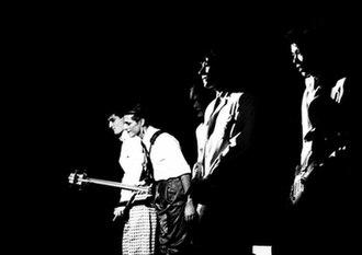 Japan (band) - Japan in November 1982.