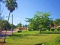Jardin y calle, Bacalar. - panoramio.jpg