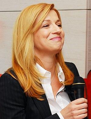 9th OTO Awards - Image: Jarmila Lajčáková Hargašová 4